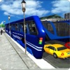 Extreme City Elevated Bus 3D