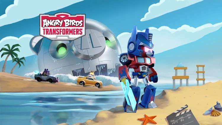 Angry Birds Transformers screenshot-4