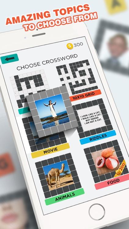Pic Crossword Puzzles and Quiz