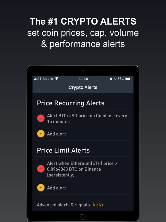 best cryptocurrency price app