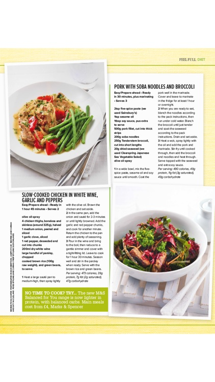 Feel Good You Magazine screenshot-3