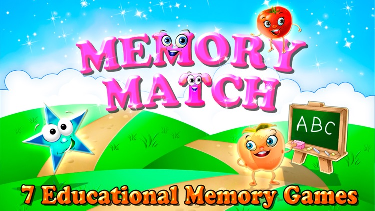 Memory Match & Learn