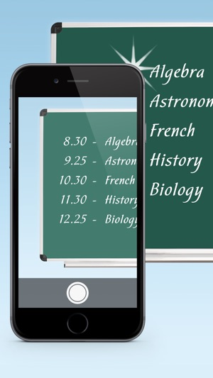 iSchool - School diary Screenshot