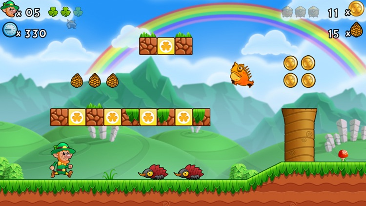 Lep's World 3 - Jumping Games screenshot-0