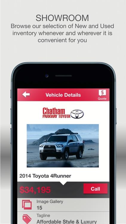 Chatham Parkway Toyota >> Chatham Parkway Toyota By Dmeautomotive