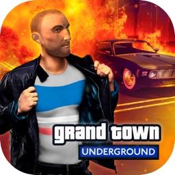 Grand Town Underground Metro