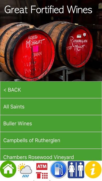 WineMapz.Co Rutherglen VIC screenshot two