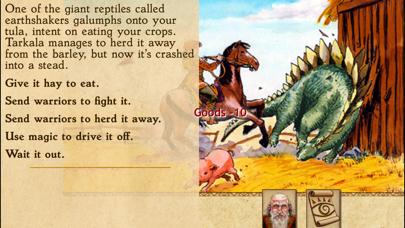Screenshot King of Dragon Pass