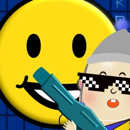 Emoji Wars: Cyber Shooter