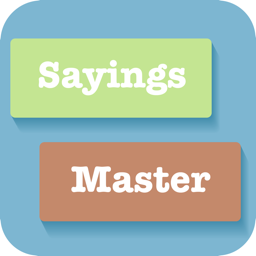 Ícone do app Sayings Builder Master