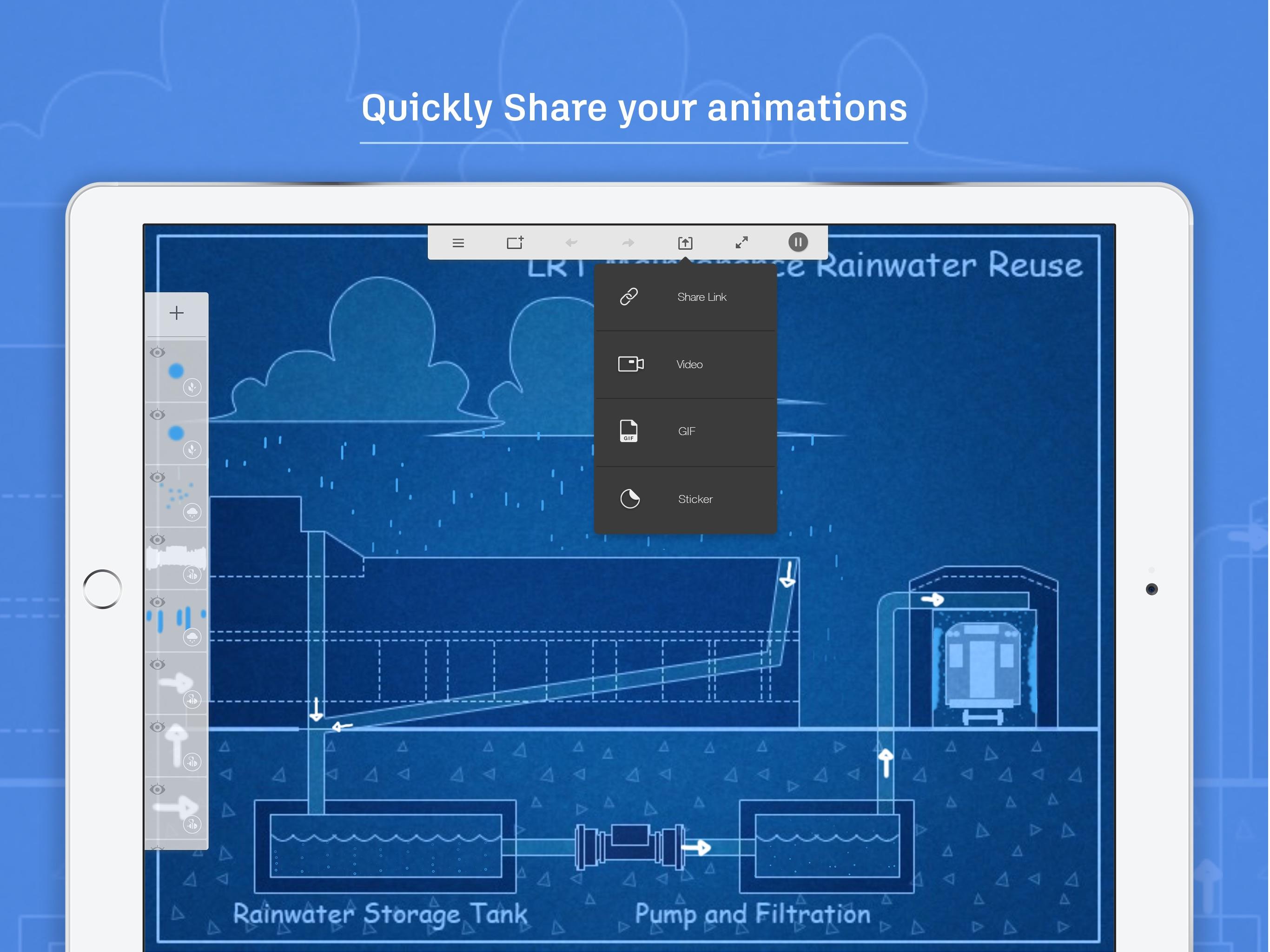 SketchBook Motion Screenshot