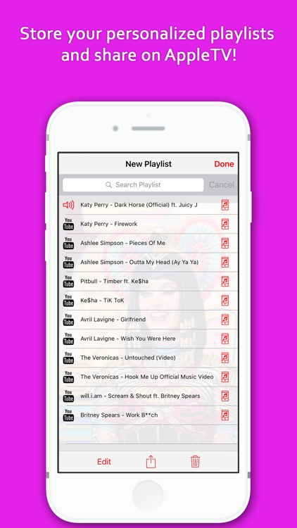 Music TV For You screenshot-3