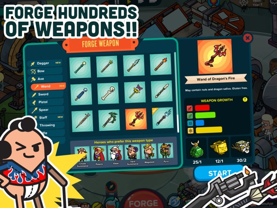 Holy Potatoes! A Weapon Shop?! Screenshots