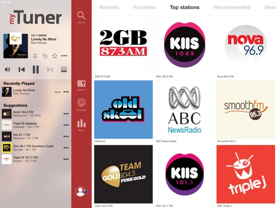 myTuner Radio Pro Screenshots