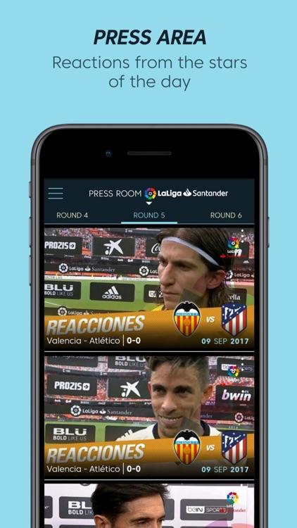 La Liga TV - The football TV screenshot-8