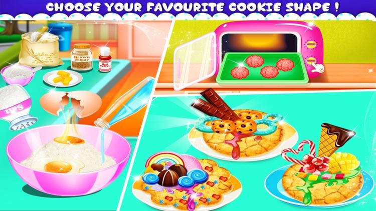 Cookie Maker Recipe