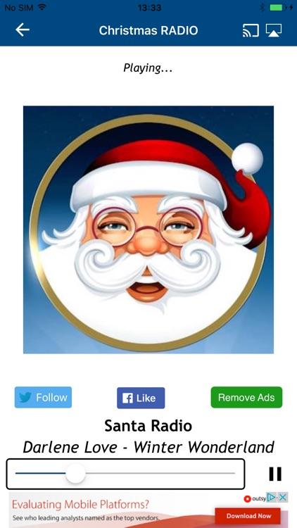 Christmas RADIO screenshot-4