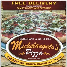 Michelangelo's Pizza on Post