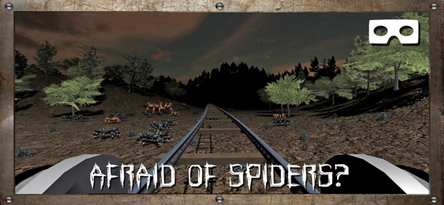 0b715ba7487e VR Horror Train Rides Pack on the App Store
