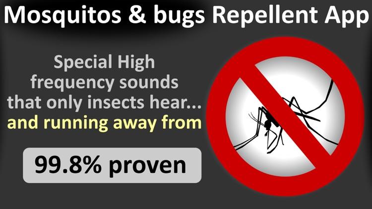 Anti mosquito: sonic repeller