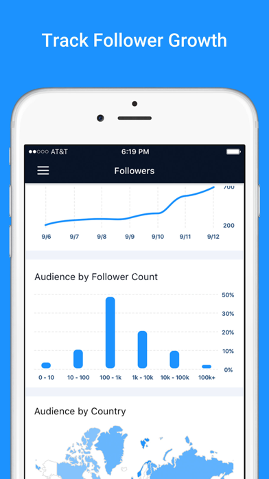 download Followers + EA - Analytics for Instagram apps 3