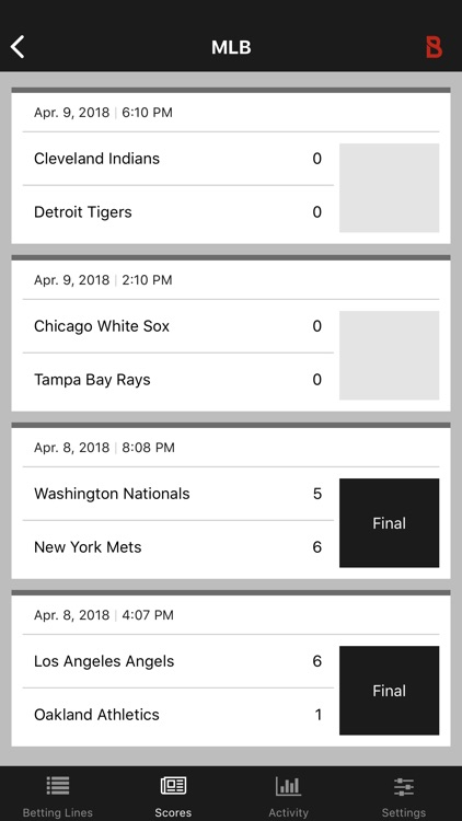 Bovada Bet Tracker screenshot-6