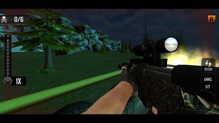 Deer Hunting - Sniper Shooting screenshot-4