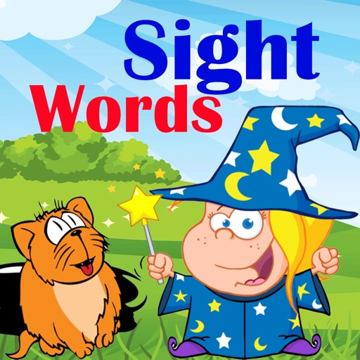 English Sight Word List Games iOS App