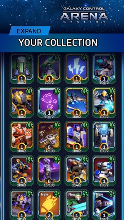 Arena: Galaxy Control screenshot-3