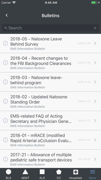 PA EMS Protocols screenshot-4