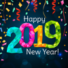 Unibera Softwares - New Year 2019 Greetings artwork