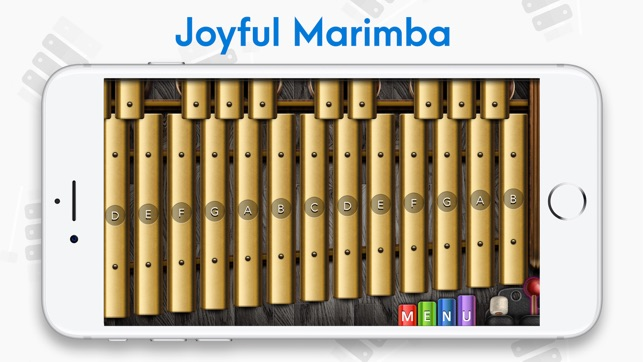 Xylophone: Marimba, Vibraphone on the App Store