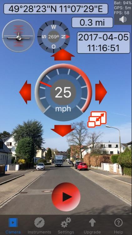 Action Camera Video Overlay screenshot-0