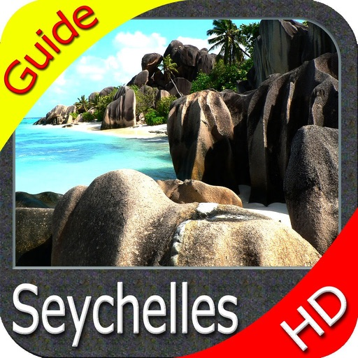 Seychelles HD GPS charts