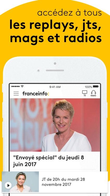 franceinfo: l'actu en continu screenshot-4