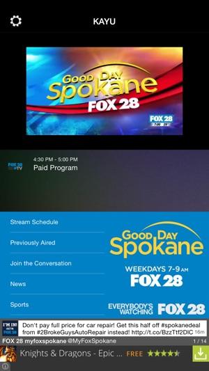 FOX 28 GO TV on the App Store