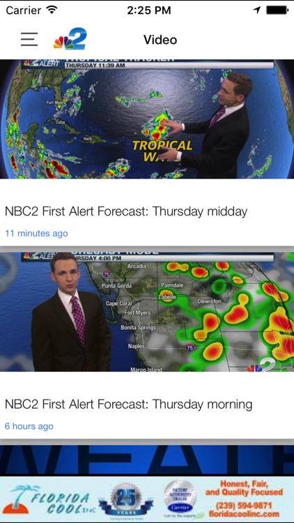 NBC2 Wx screenshot-4