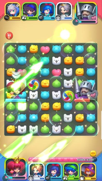 퍼즐와르르 screenshot-6