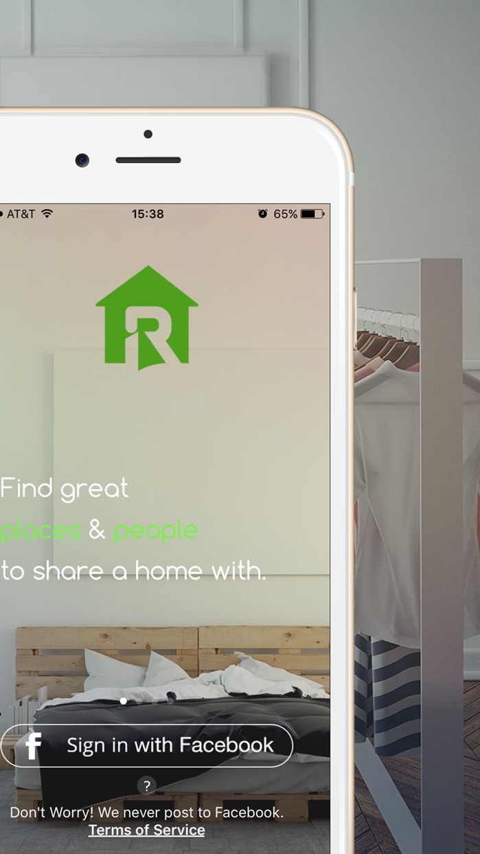 Roomster : Roommates & Rooms Screenshot