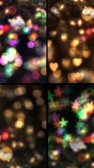 bokeh+ iphone images
