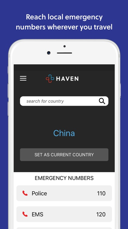RapidSOS Haven - Emergency App screenshot-4