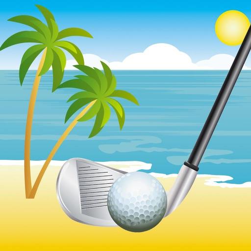 Пляж Мини-гольф