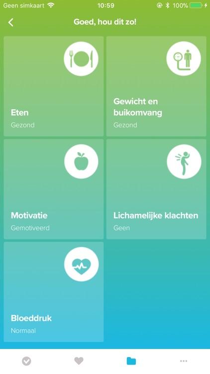 Persoonlijke Gezondheidscheck screenshot-4