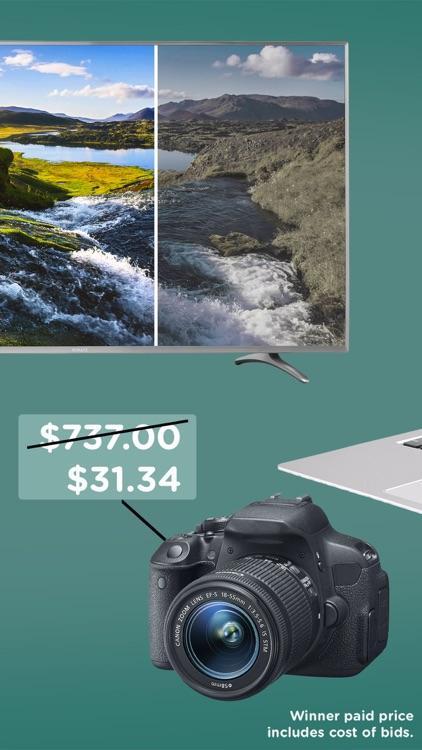 DealDash - Bid & Save Auctions screenshot-4