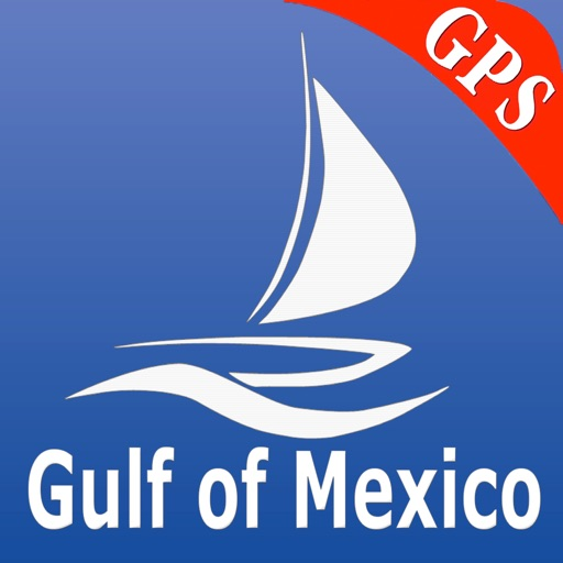 Gulf of Mexico Nautical Charts
