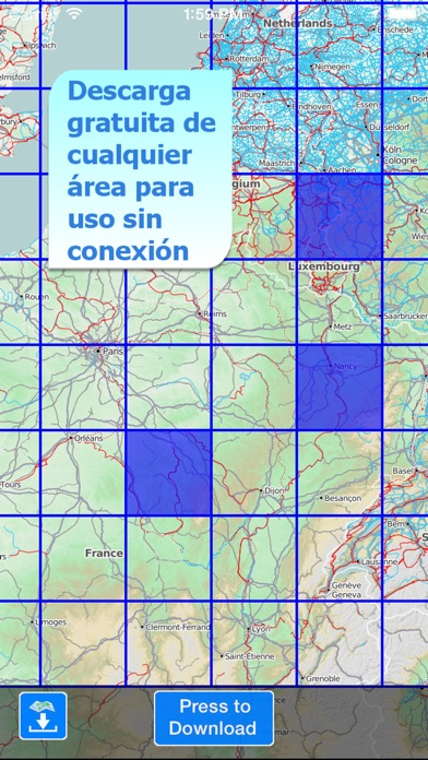 download Terra Map Pro GPS Topo mapas apps 1