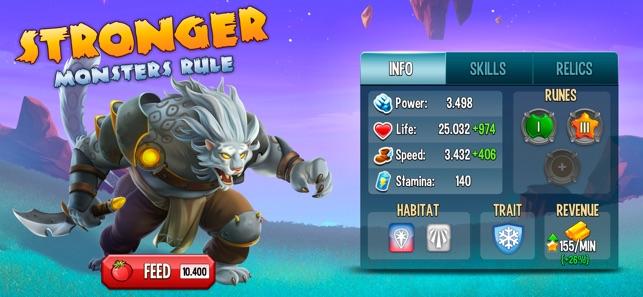 Monster legends on the app store screenshots solutioingenieria Images