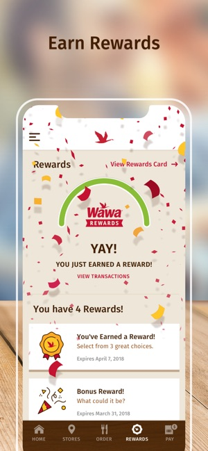 Wawa on the App Store