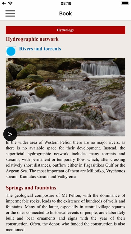 West Pelion topoguide