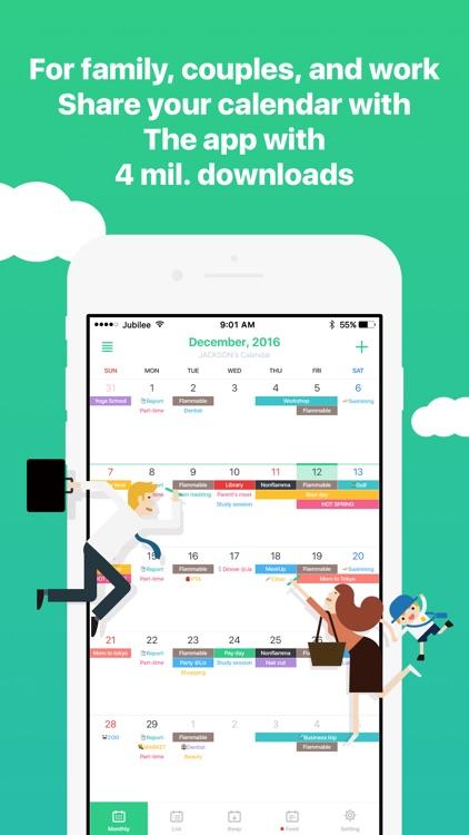 TimeTree: Shared Calendar